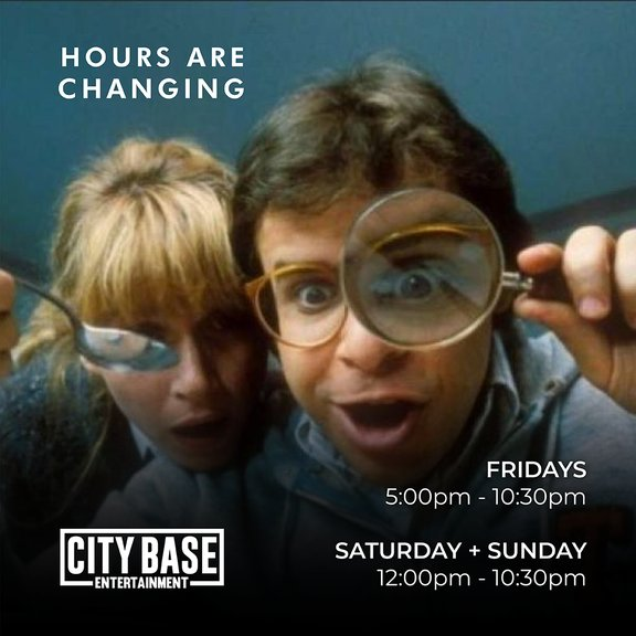 hours are changing