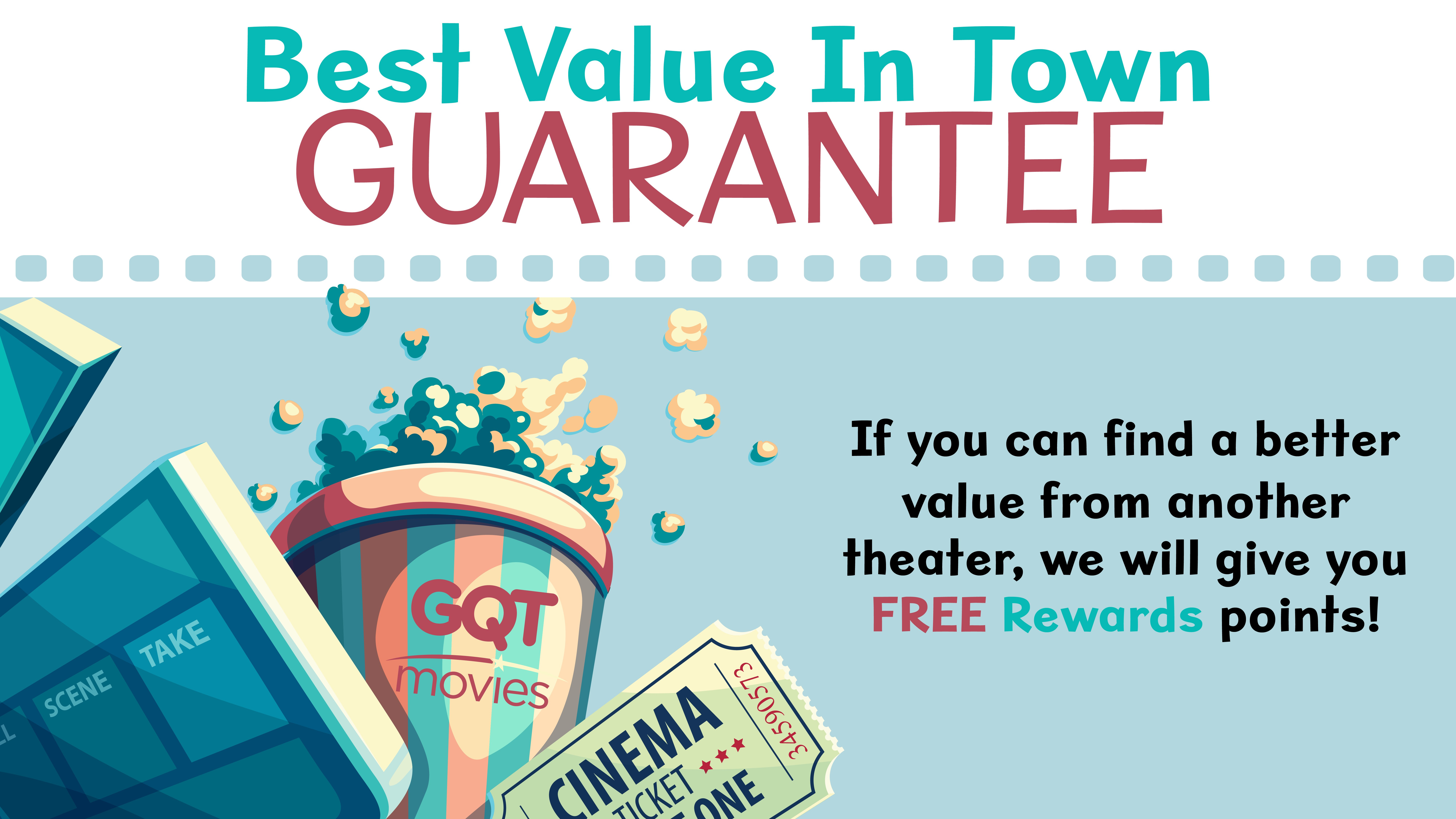 Best Value In Town Guarantee